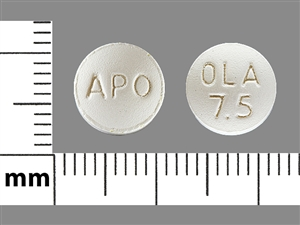 Image of Olanzapine