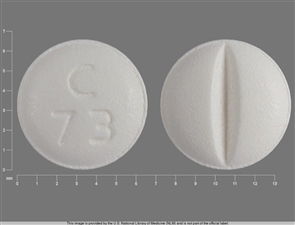Image of Metoprolol Tartrate
