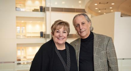 Maxine and Stuart Frankel