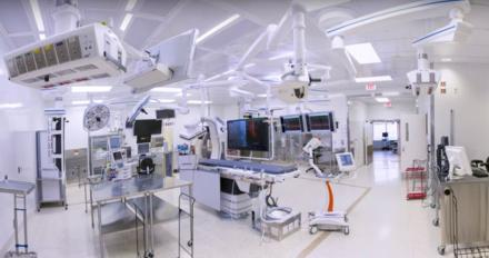 New hybrid operating suite will employ latest technology increase
