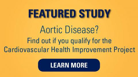 Featured Study: Find out if you qualify for the Cardiovascular Health Improvement Project