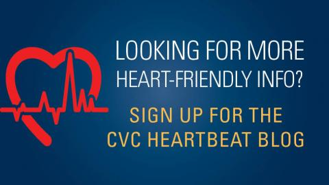 Sign up for the CVC Heartbeat Blog