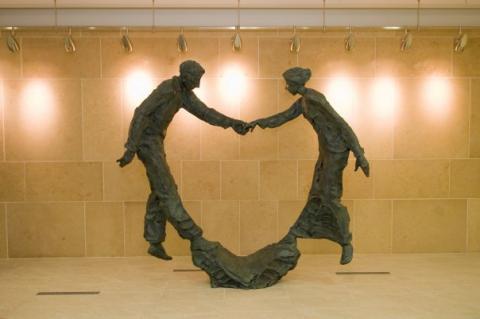 CVC-sculpture