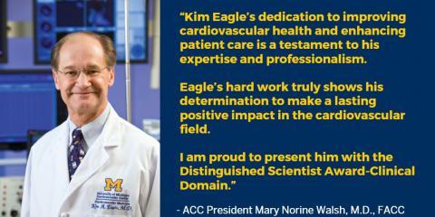 Kim Eagle award