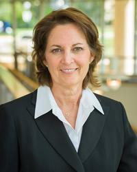 Head shot of Linda Larin, Chief Administrative Officer of the Frankel Cardiovascular Center