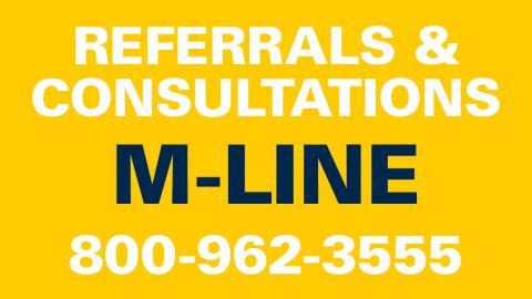 Call M-Line