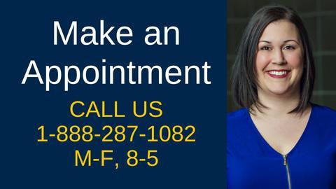 Call 1-888-287-1082, Monday - Friday, 8-5