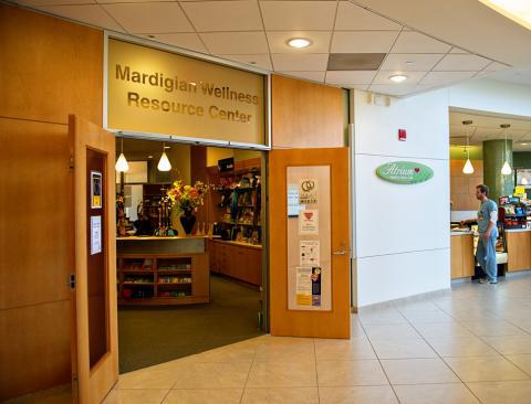 Mardigian resource center