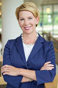 Head shot of Stefanie Peters, U-M Frankel CVC Chief Administrative Officer
