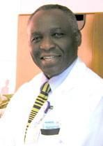 U-M Researcher Justin Anumonwo, PhD