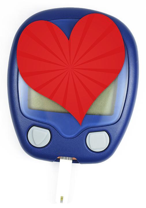 Diabetes heart